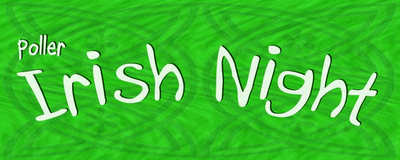 Banner Irish Night